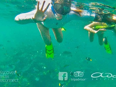 Ada Sailing   snorkeling   October 14 2016